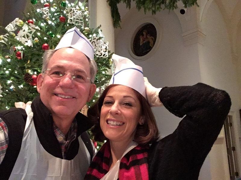 Holy Apostles Soup Kitchen Volunteers