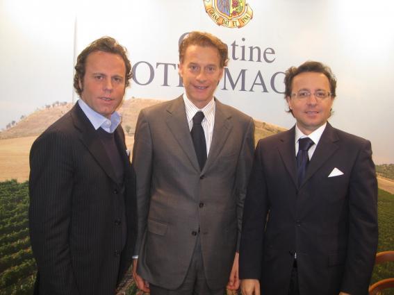 Alberto D'Agostino, Alberto Antonini, Beniamino D'Agostino