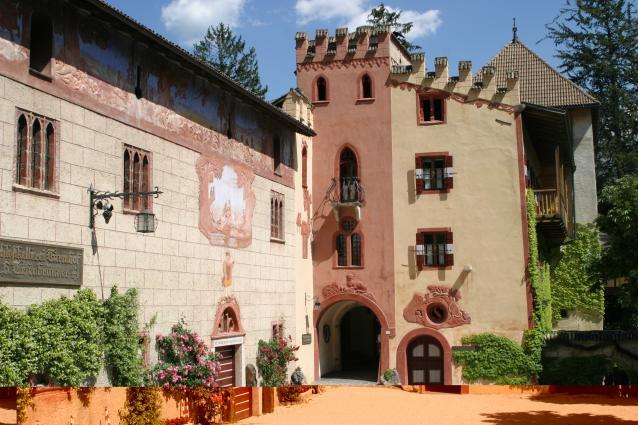 Tiefenbrunner Castel Turmhof