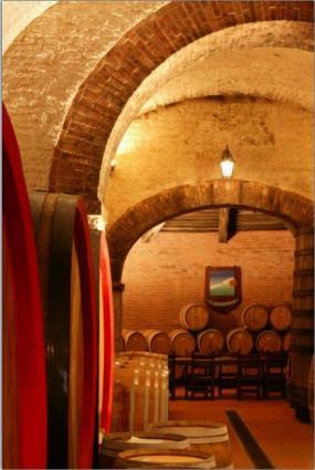 Valdipiatta Wine Cellar