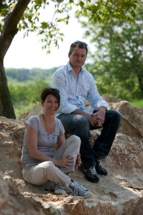 Gernot and Heike Heinrich