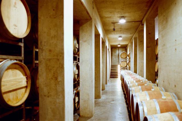 Heinrich Wine Cellar