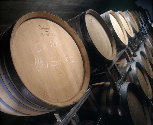 KRIS Wine Barrels