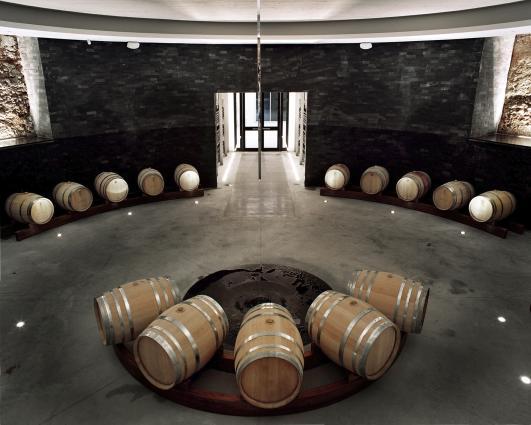 Bisceglia Barrel Room