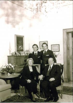 Botromagno - D'Agostino Family
