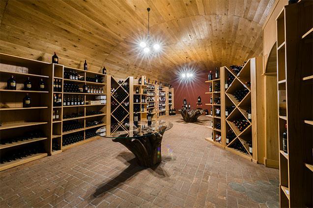 Librandi Cellar