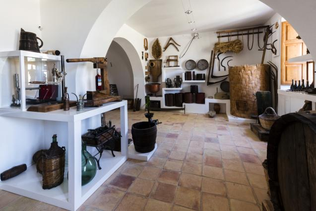 Librandi Museum of Wine and Agriculture