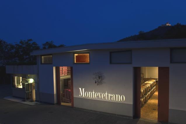 Montevetrano Winery