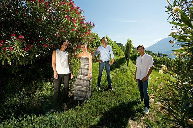 Tiefenbrunner Family
