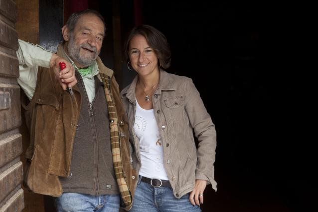 Giulio and Miriam Caporali, Owners