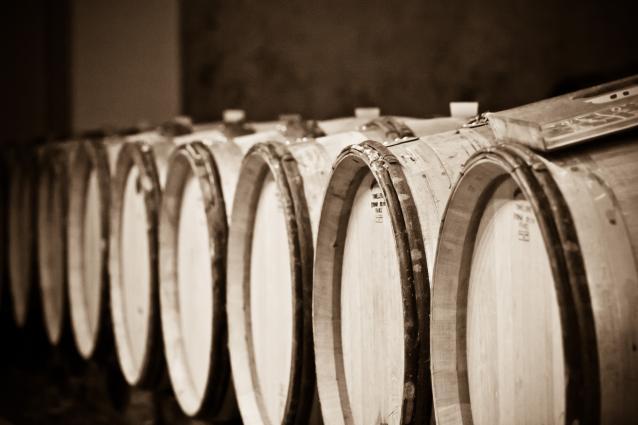 Hubert Brochard barrels