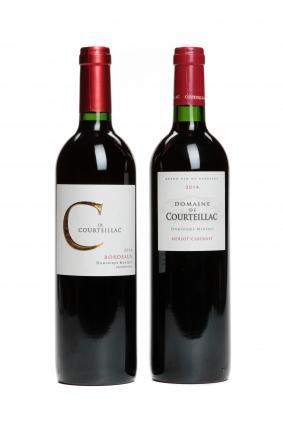 Domaine de Courteillac Bottle Shots