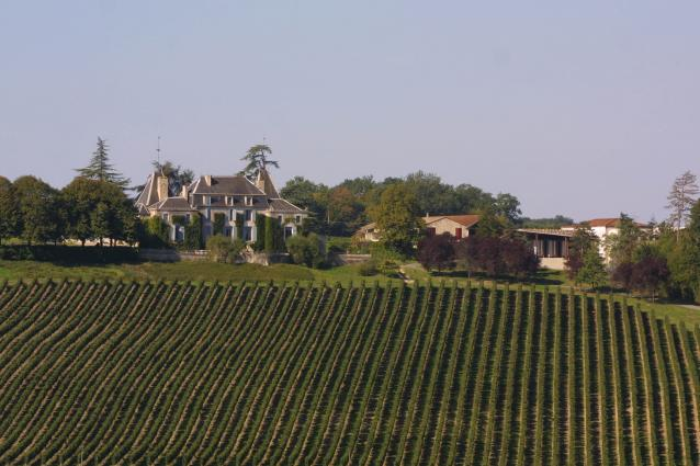 Château and Lower Plot
