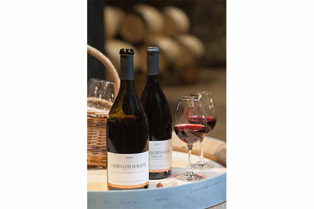 Domaine Tollot-Beaut Wine