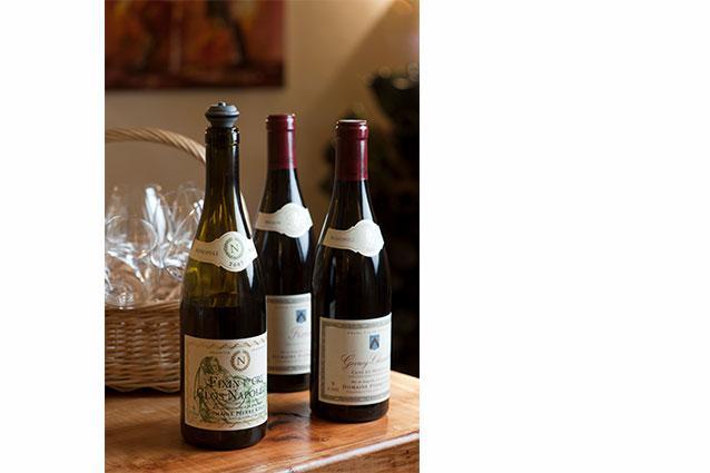 Domaine Pierre Gelin Bottles