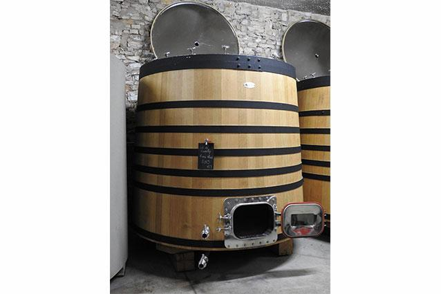 Wood Tanks