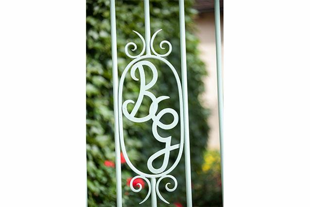 Domaine Blain-Gagnard Gate