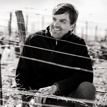 Louis Moreau, owner & winemaker