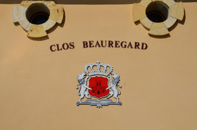 Clos Beauregard Seal