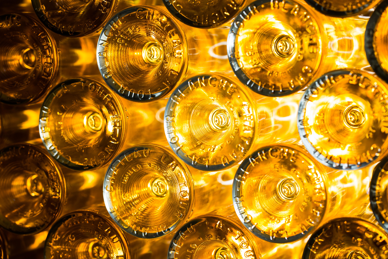 Sauternes Bottles
