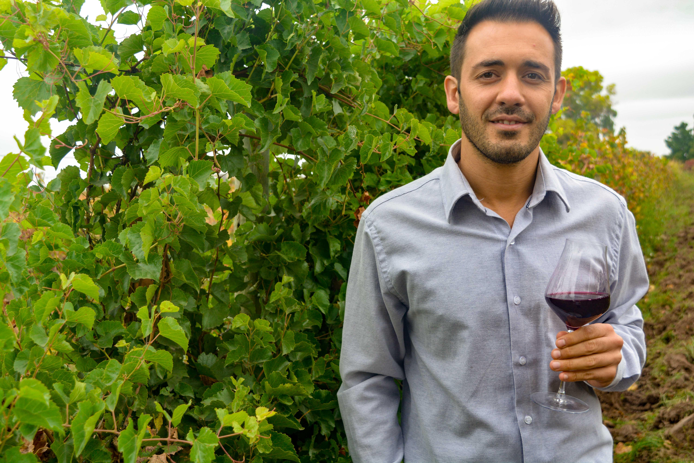 Winemaker Gonzalo Llensa