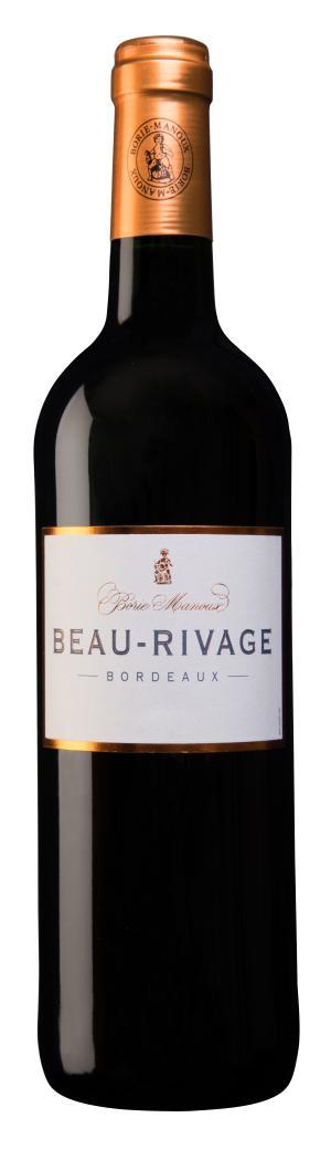 Beau-Rivage Bordeaux Rouge