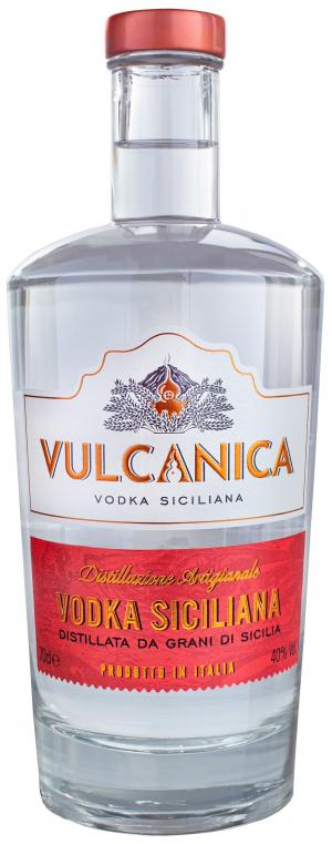 Vulcanica Vodka