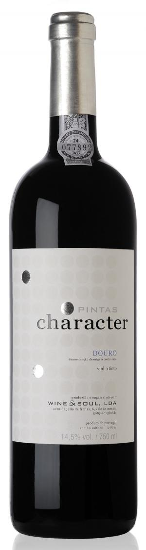 Wine & Soul Pintas Character