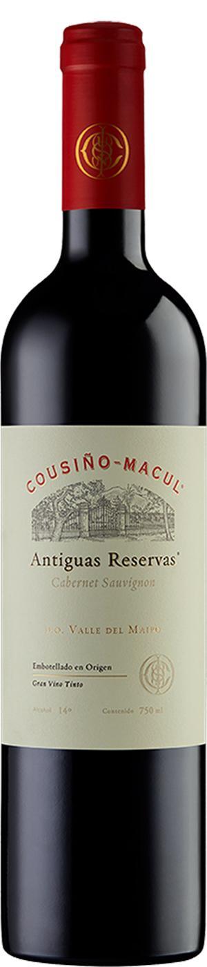 Cousiño-Macul Antiguas Reservas Cabernet Sauvignon