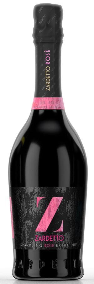 Zardetto Sparkling Rosé Extra Dry