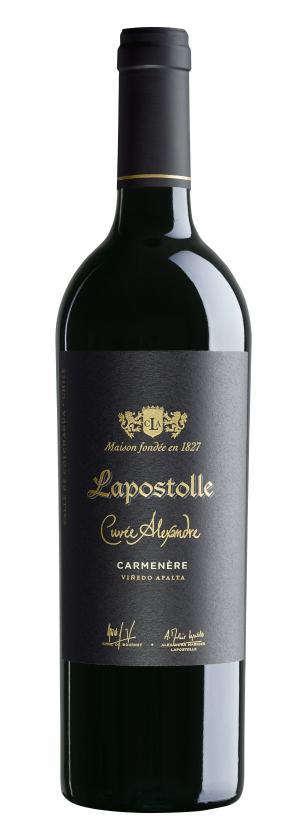 Lapostolle Cuvée Alexandre Carmenere