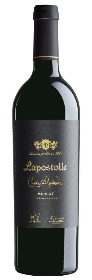 Lapostolle Cuvée Alexandre Merlot