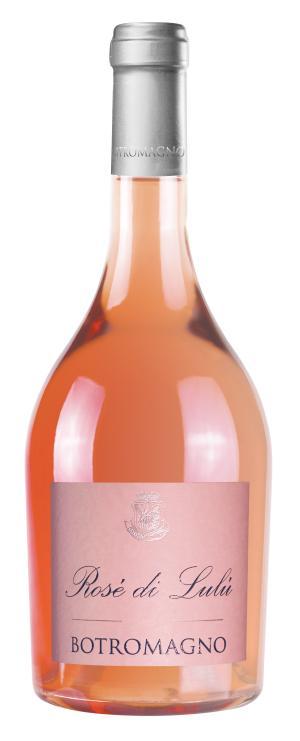 Botromagno Rosé di Lulú
