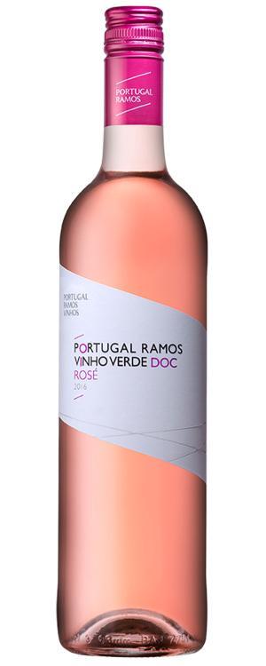 J Portugal Ramos Vinho Verde Rose