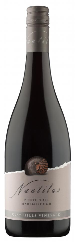Nautilus Pinot Noir Clay Hills Vineyard