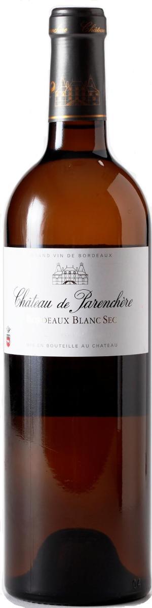 Château de Parenchère Bordeaux Blanc Sec