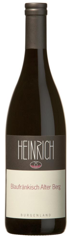 Heinrich Blaufränkisch Alter Berg