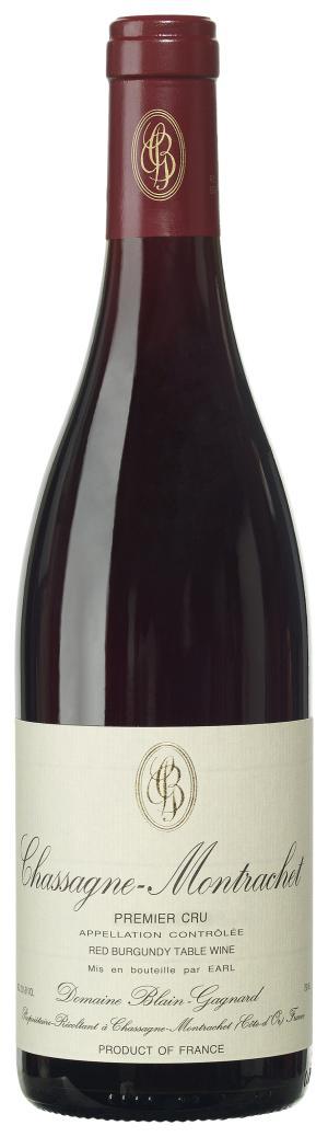 Blain-Gagnard Chassagne-Montrachet Rouge Premier Cru