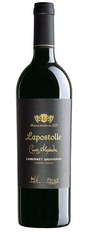 Lapostolle Cuvée Alexandre Cabernet Sauvignon
