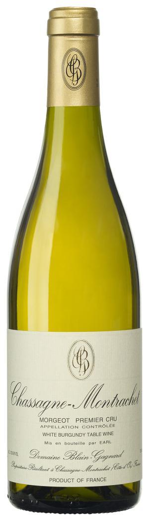 Blain-Gagnard Chassagne-Montrachet Morgeot Blanc