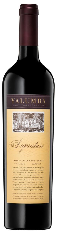 Yalumba Rare & Fine The Signature