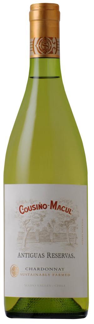 Cousiño-Macul Antiguas Reservas Chardonnay