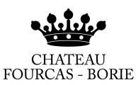 Château Fourcas-Borie logo